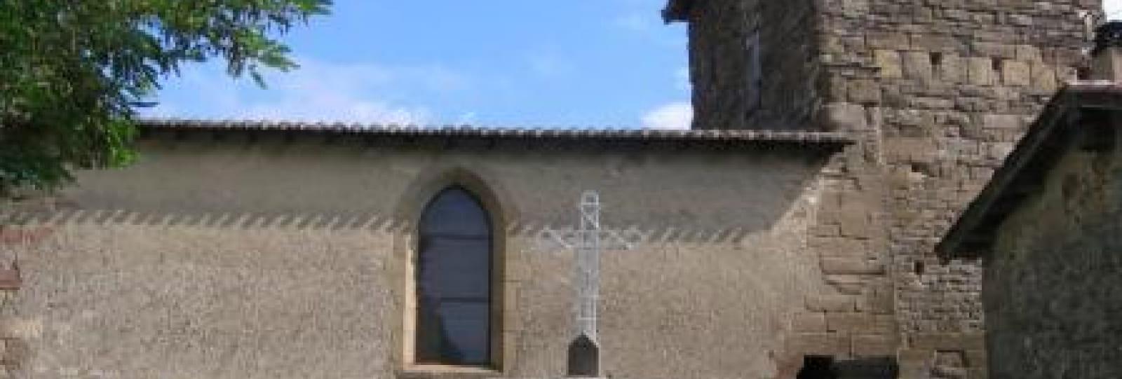 Eglise Saint-Ange de Peyrins