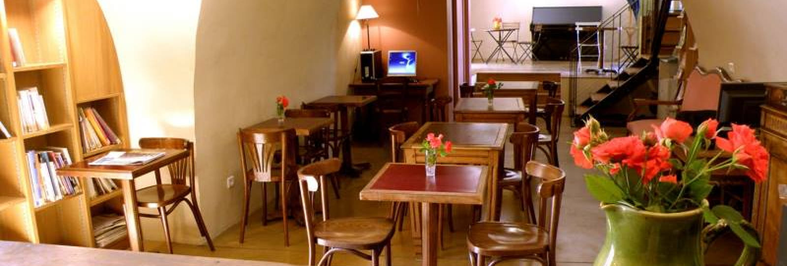 Cafébibliothèque de Chabrillan