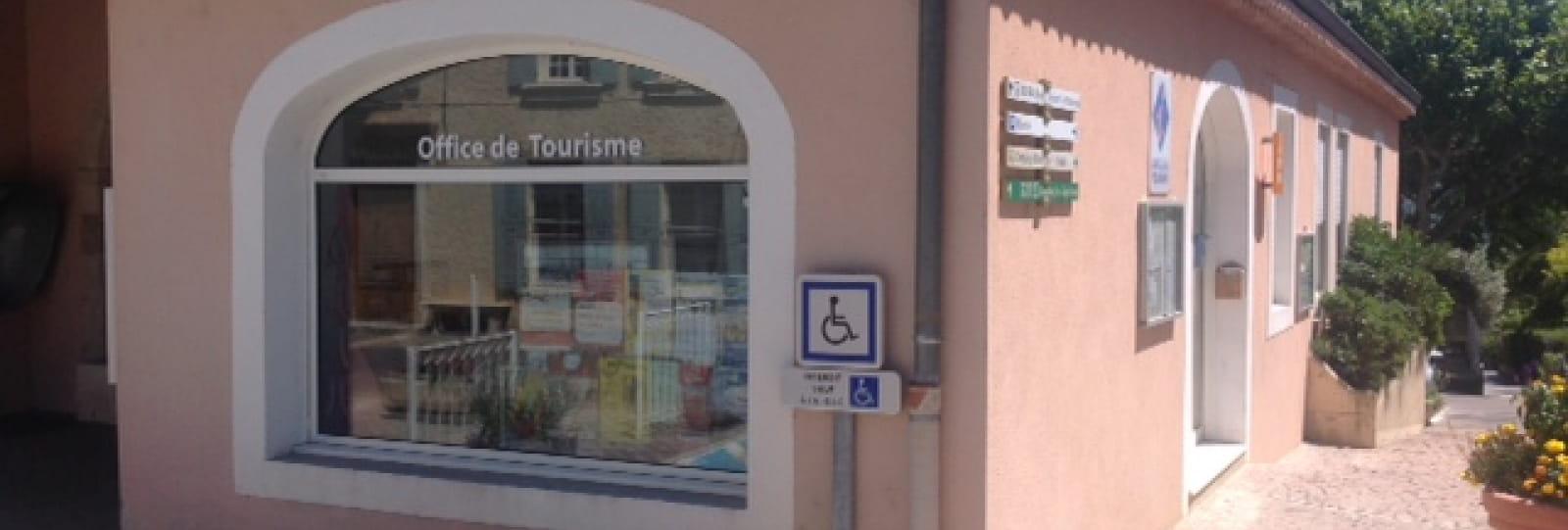 Office de Tourisme des Baronnies en Drôme Provençale - antenne de Vinsobres