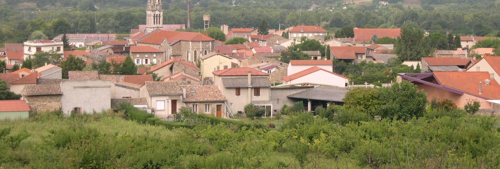 Village d'Erôme