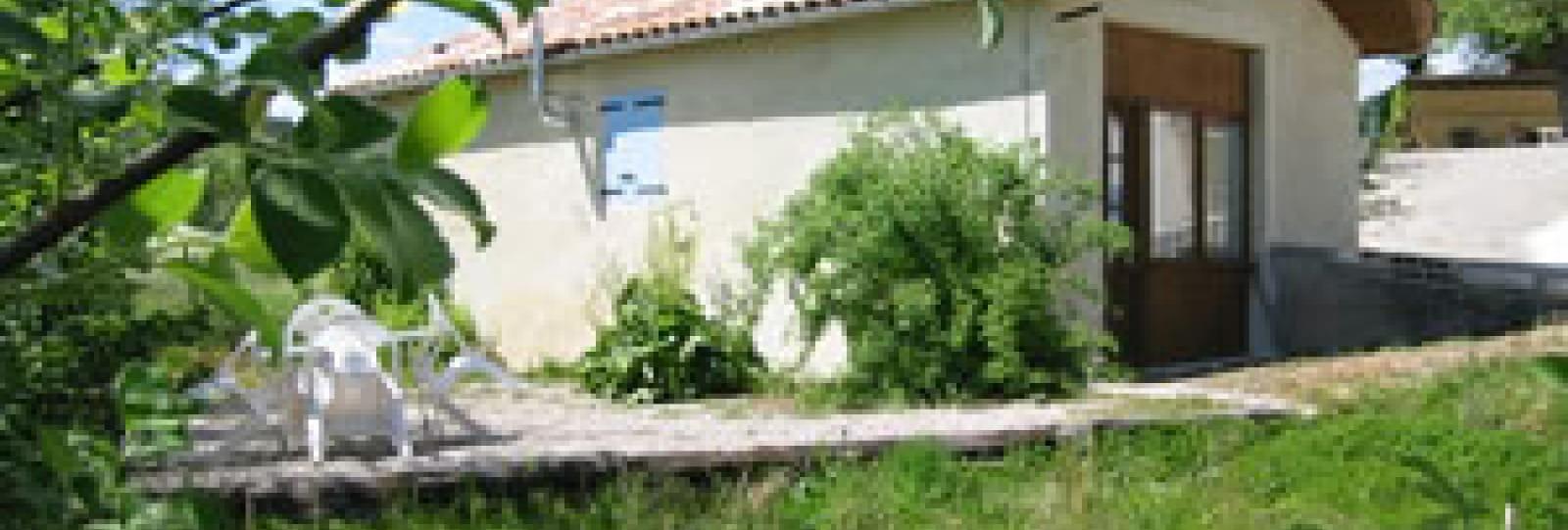 Domaine du Mûrier - Gîte L'Archiane