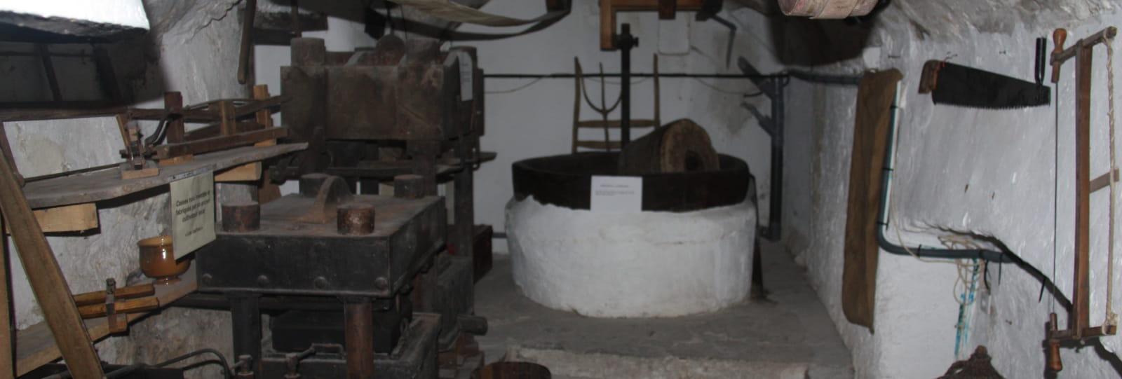 Le Moulin à huile de noix