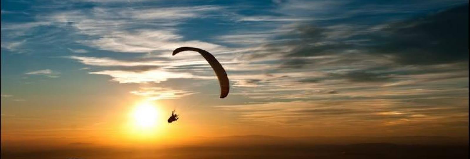 Baronnies- Paragliding - « Lou Ventoun »