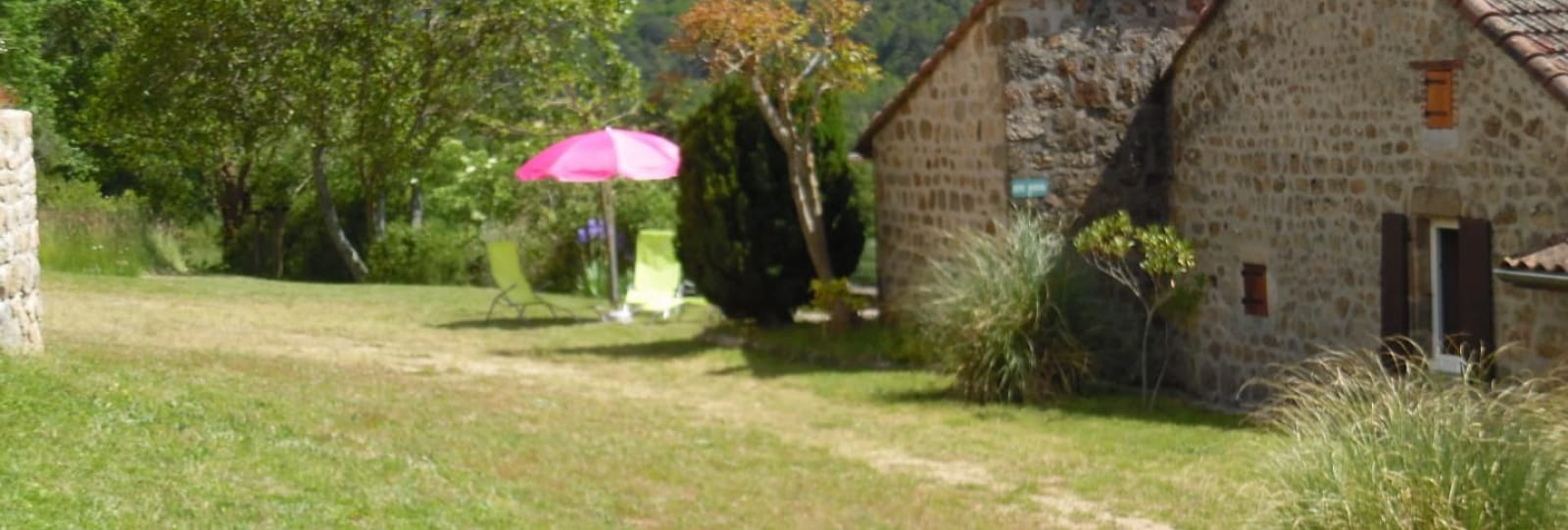 Gîte Rognat - Accueil