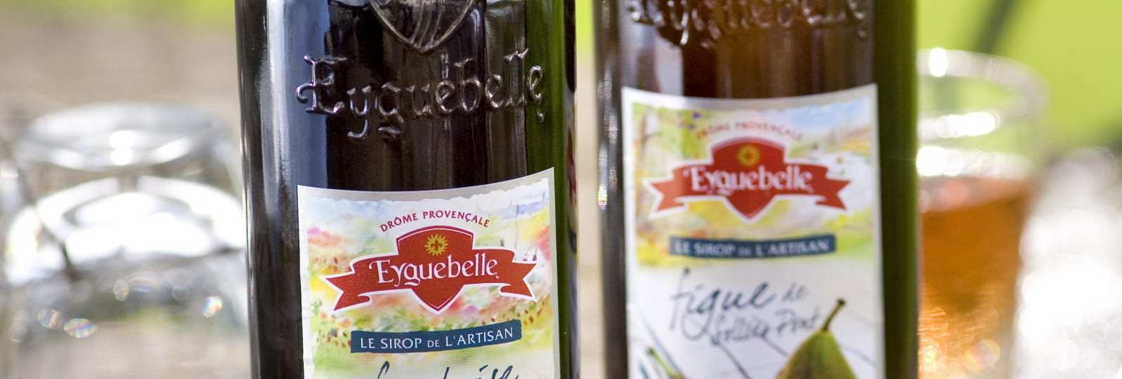 Domaine Eyguebelle dégustation et  vente