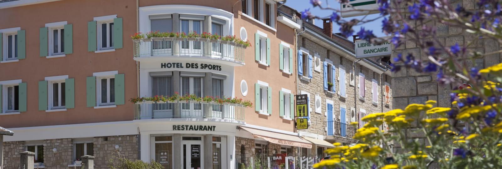 Hôtel-Restaurant des Sports