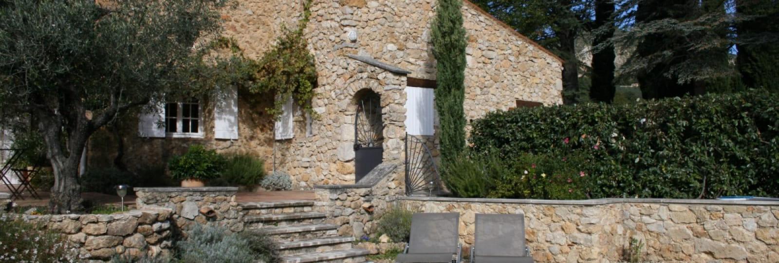 Maison en Provence avec piscine privée