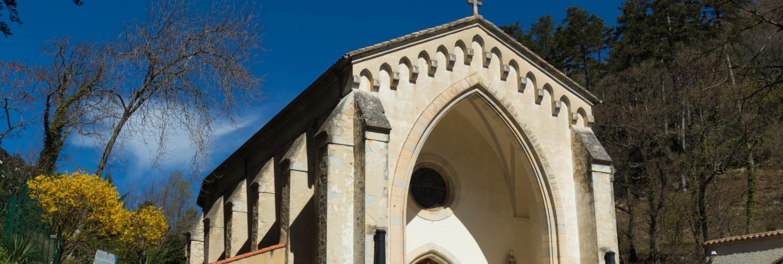 Le Sanctuaire de Notre Dame de Fresneau