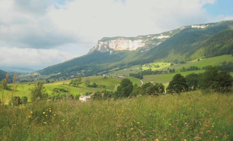 Le hameau de Tourtre