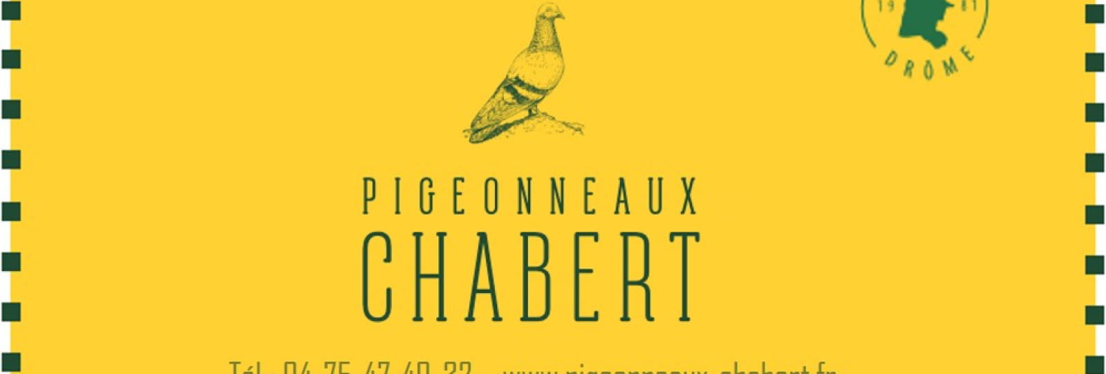Pigeonneaux Chabert