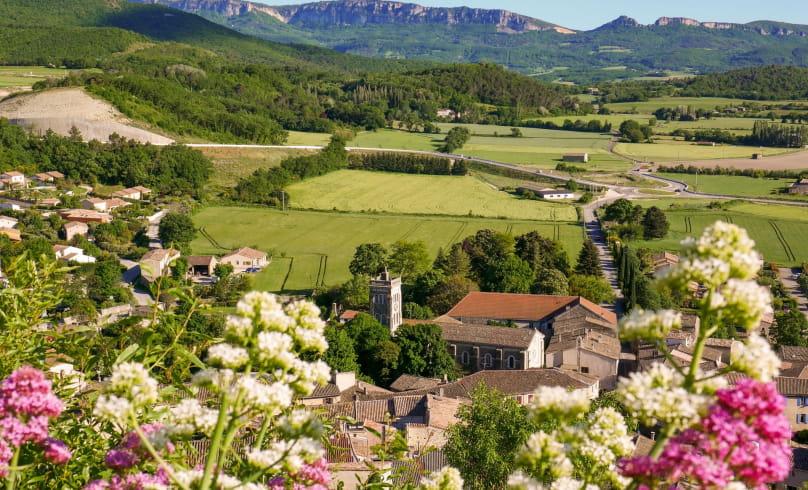Randonnées Puy-Saint-Martin