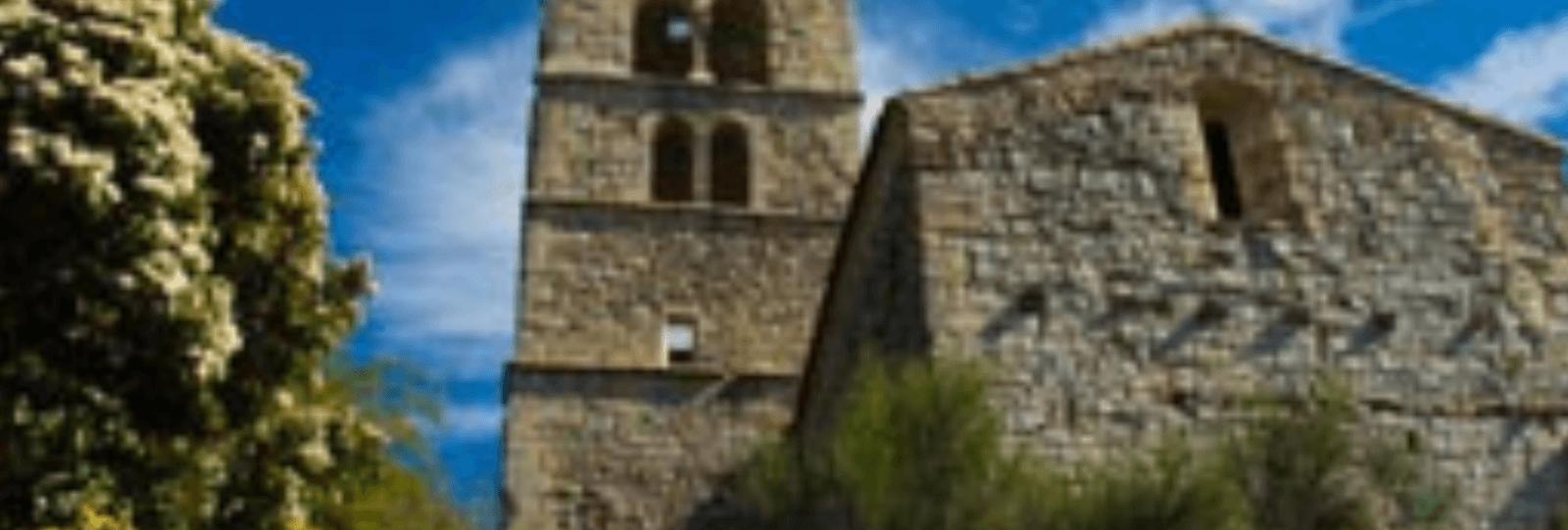le prieuré ou église Saint Félix