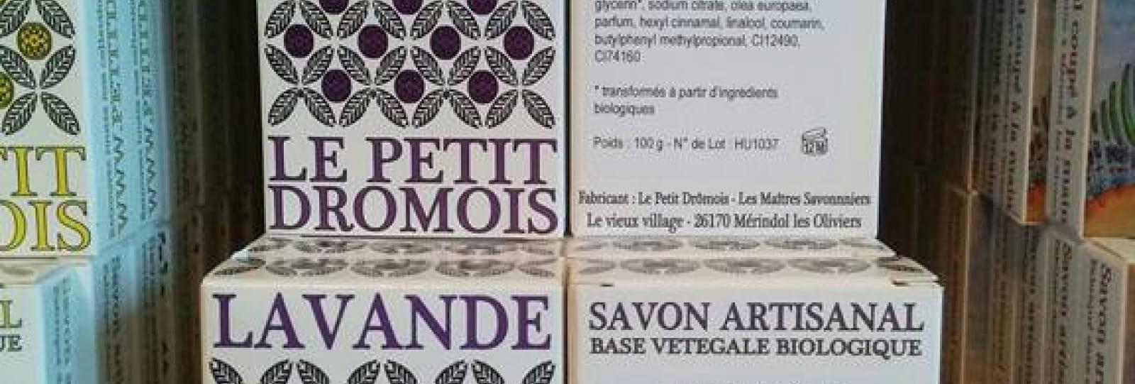 Savonnerie Le Petit Drômois