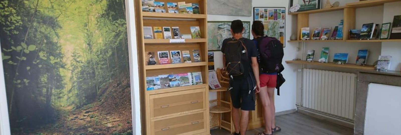 Office de Tourisme du Val de Drôme - Bureau d'informations touristiques de Saoû