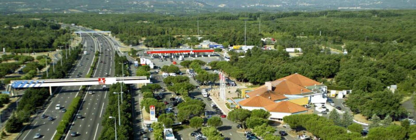 Aire Camping-Cars A7 Montélimar Est