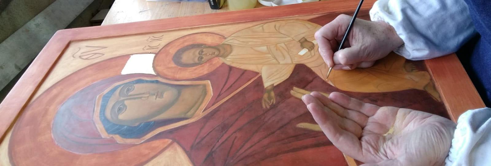 Stages de peinture d' icônes -