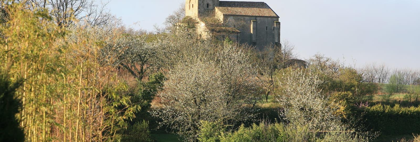 Eglise de Chantemerle-les-Blés