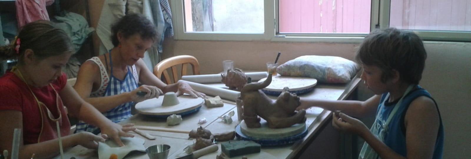 Ateliers de poterie -  Terre à Terre