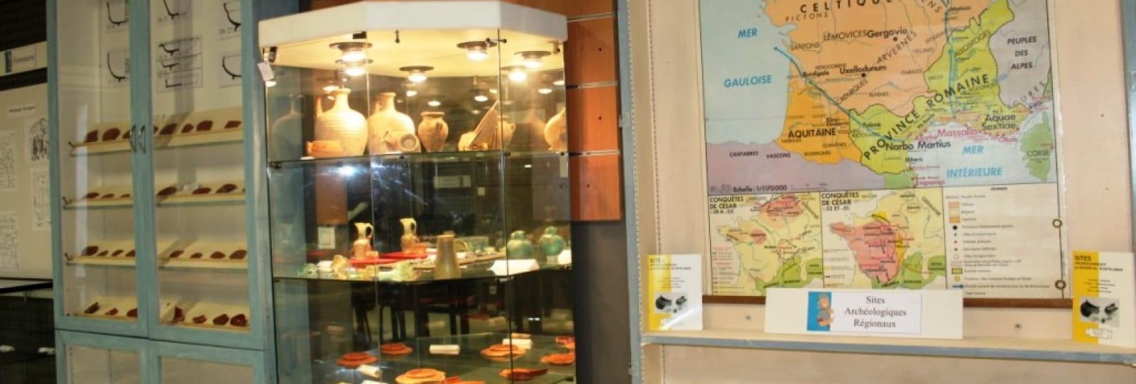 Associative museum (archaeology, geology, history)
