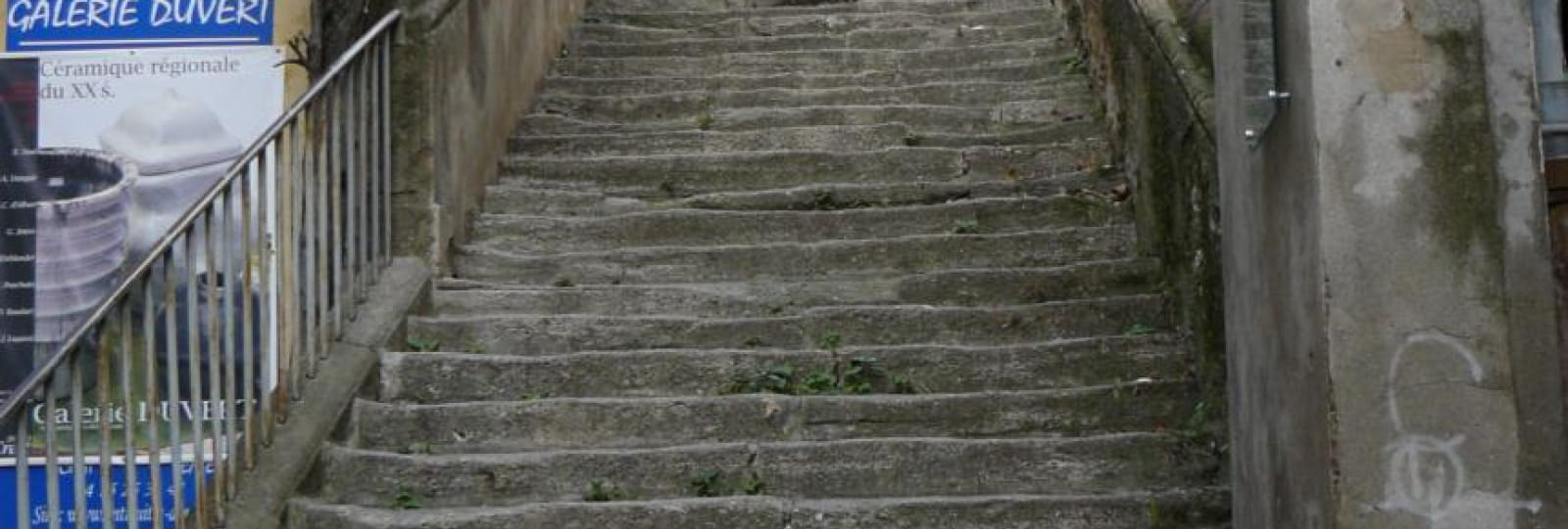 Escalier des Cordeliers