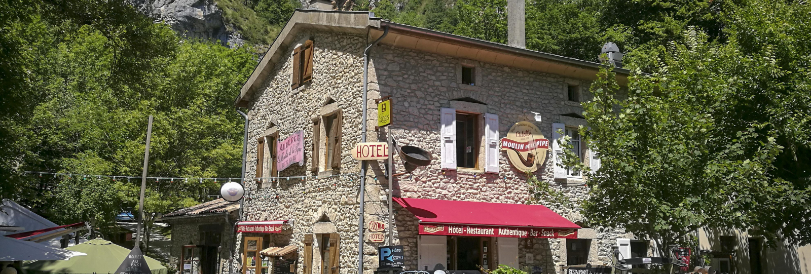 Hébergement groupes le Moulin de la Pipe