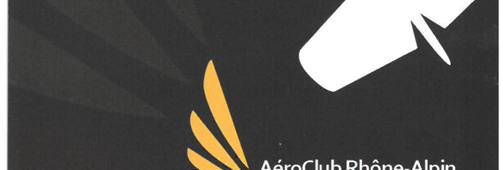 Vols Découverte Aéroclub Rhône-Alpin
