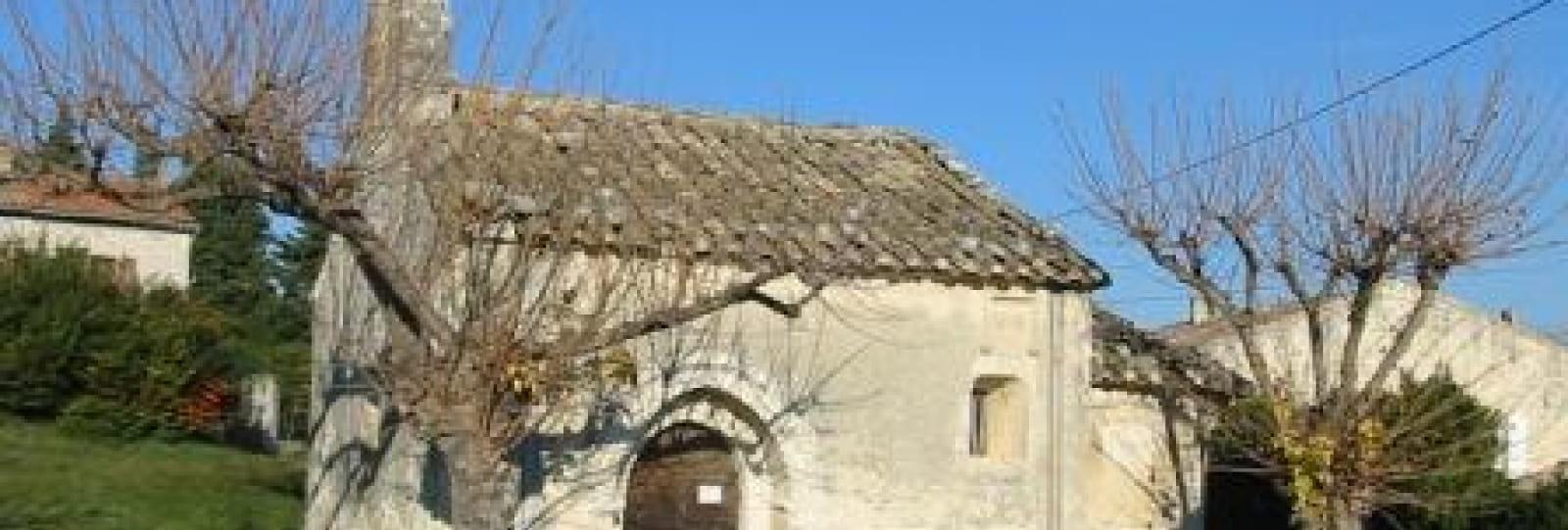 Extérieur - Chapelle Notre Dame des Barquets