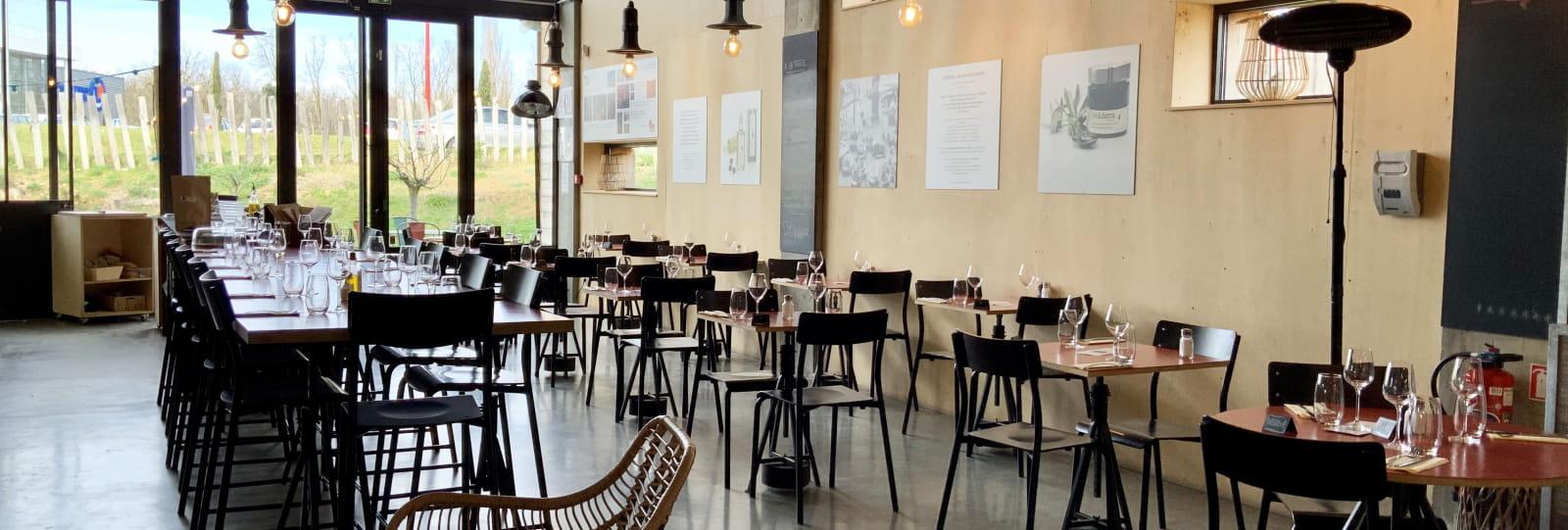 Restaurant aix&terra