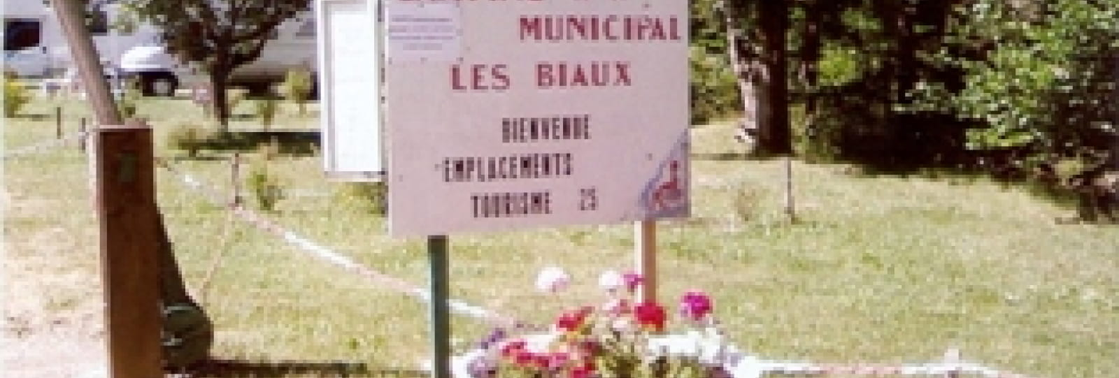 Camping municipal Les Biaux