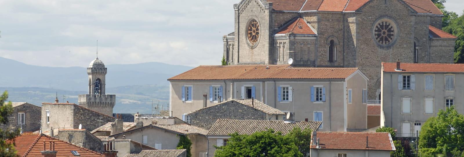 Le Clocher Saint Andéol