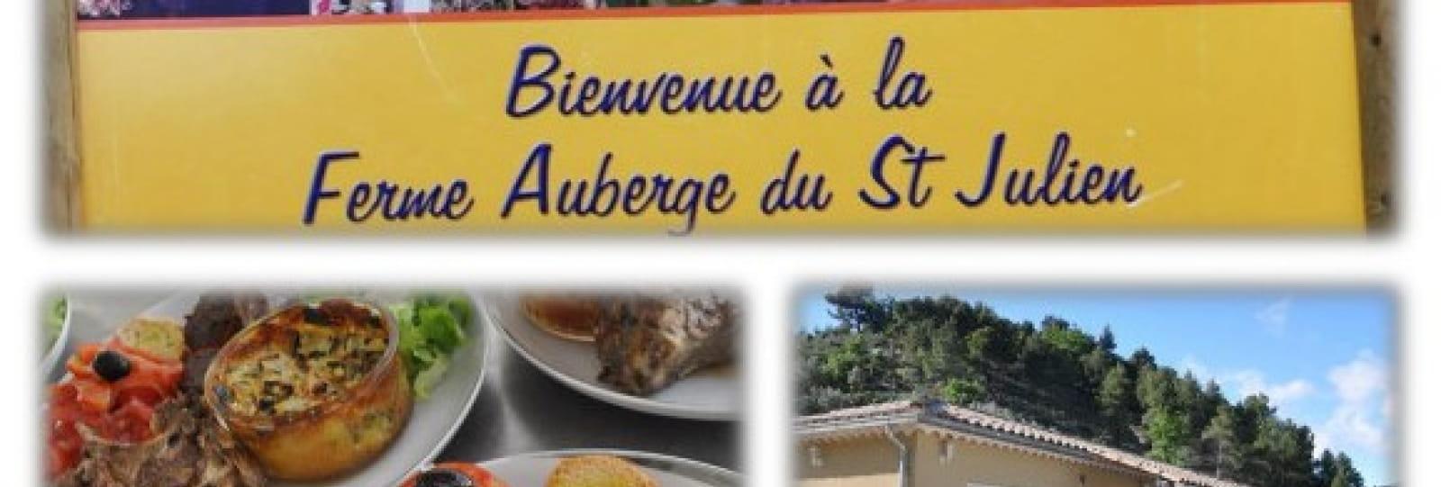 Ferme Auberge St-Julien
