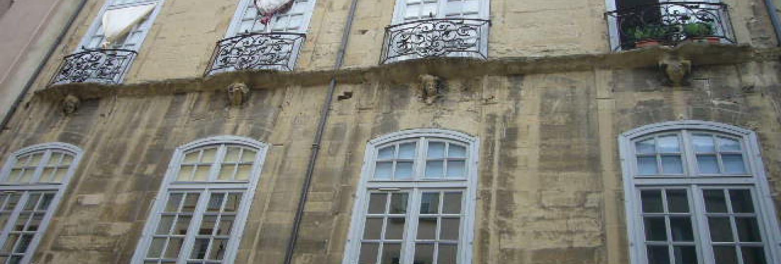 Maison de la Tour du Pin Montauban