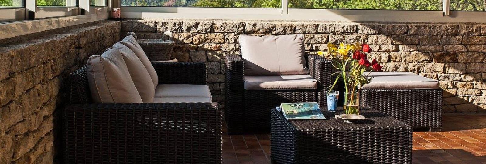 Salon terrasse