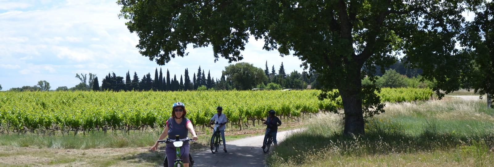 Balade - Escapade à vélo au pays de la Marquise