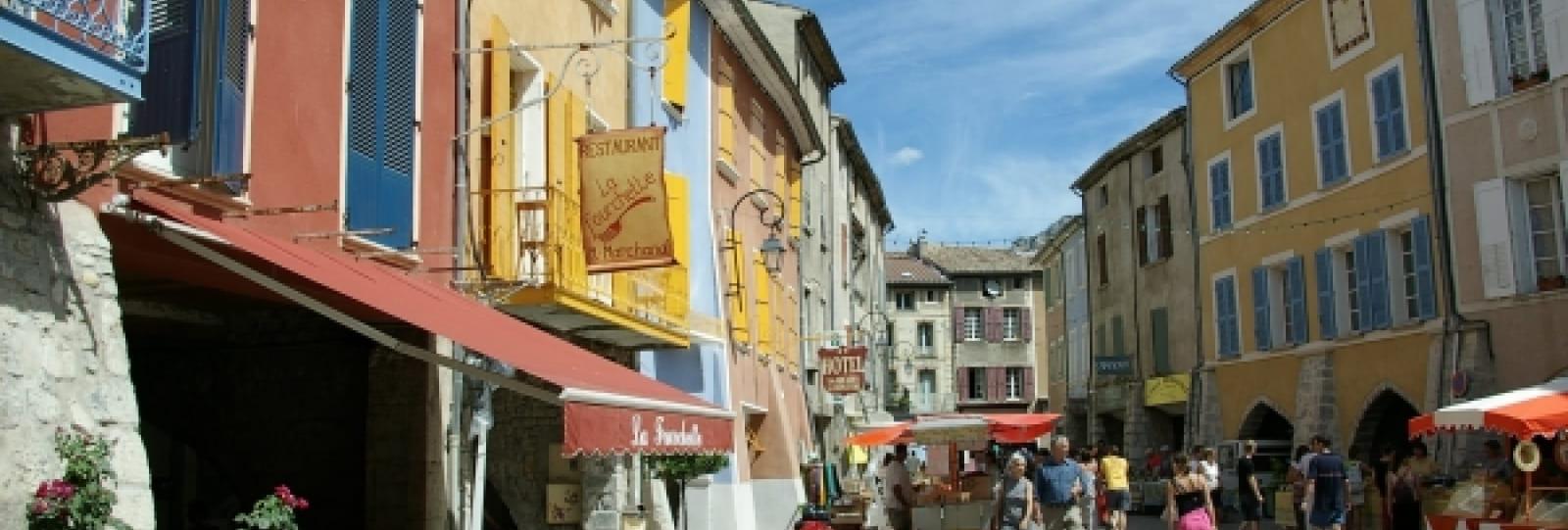 Base VTT des Baronnies provençales