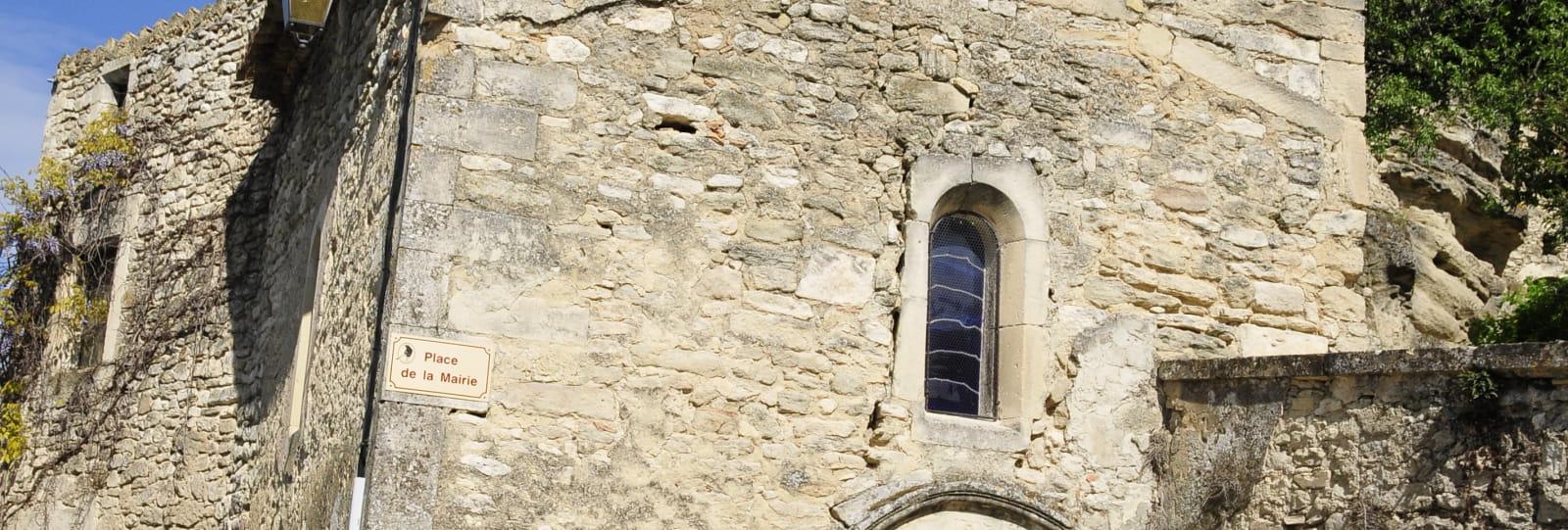 Extérieur - Chapelle Notre-Dame-des-Grâces
