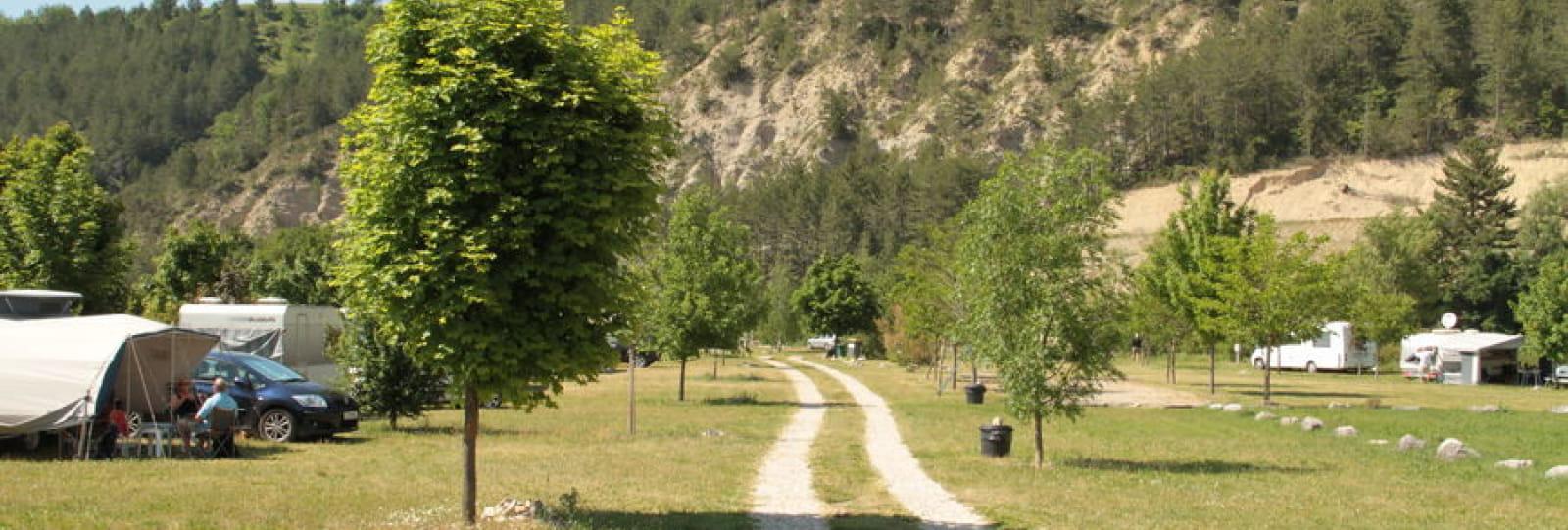 Aire Naturelle de Camping la Condamine