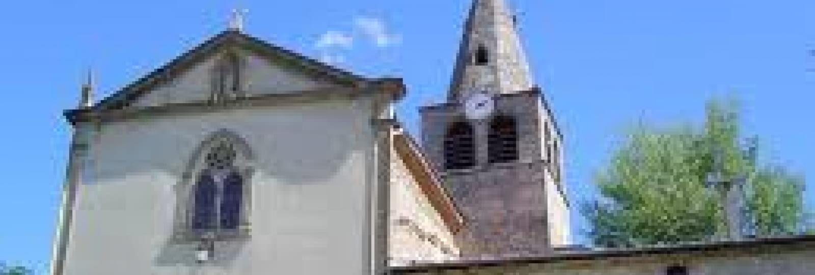 Eglise Saint-Nicolas de Charpey