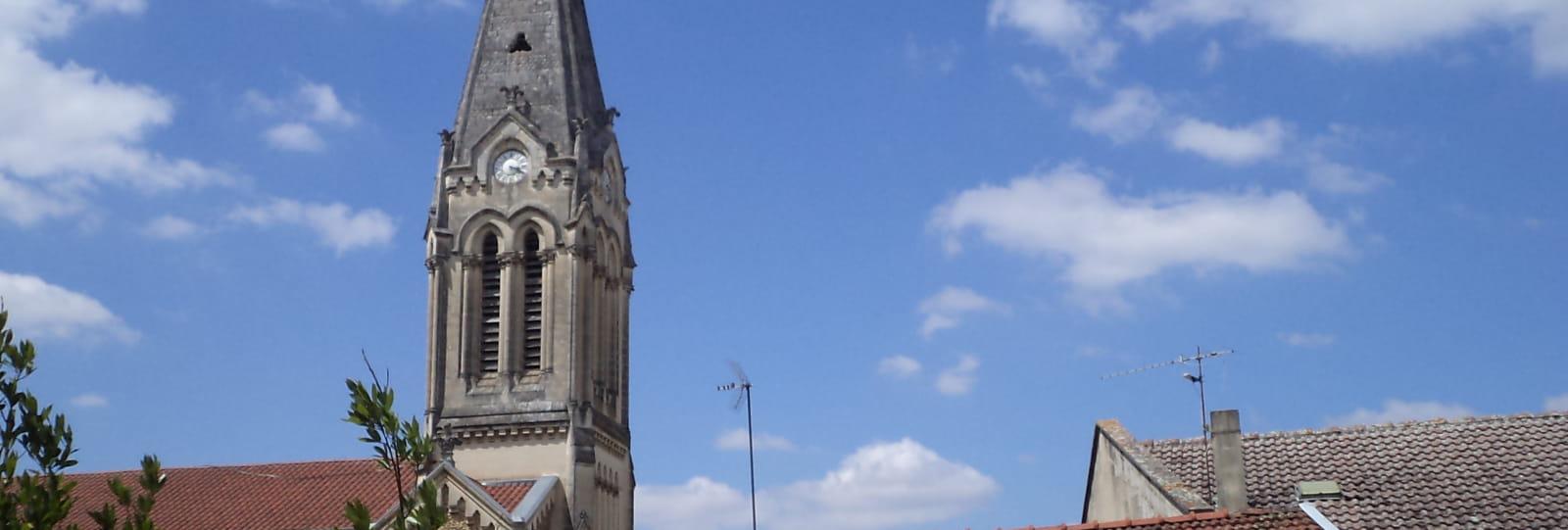 Eglise de Lens Lestang