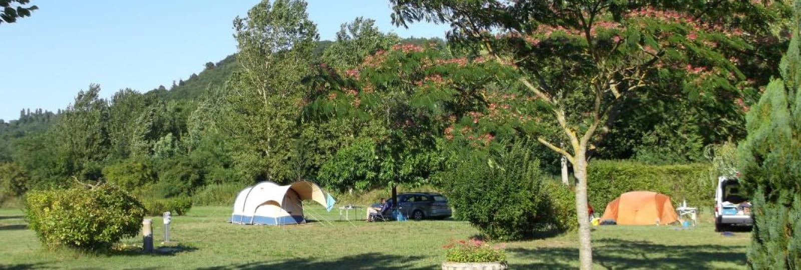 Camping à la ferme  'Le Biquet'
