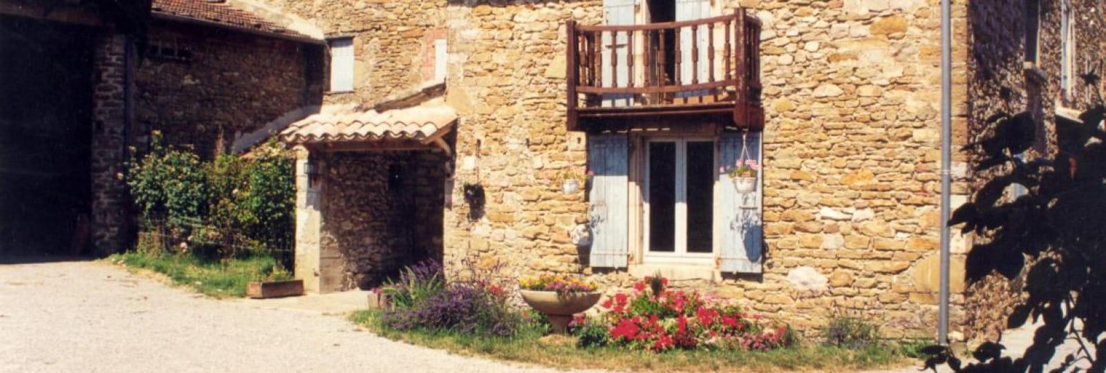 Chambre d'hôtes - Le Verdoyer