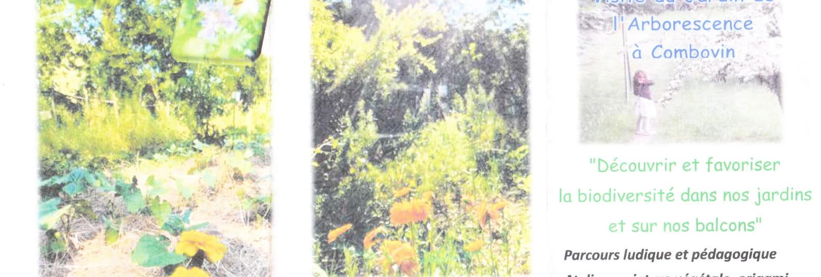 Jardin de l'Arborescence