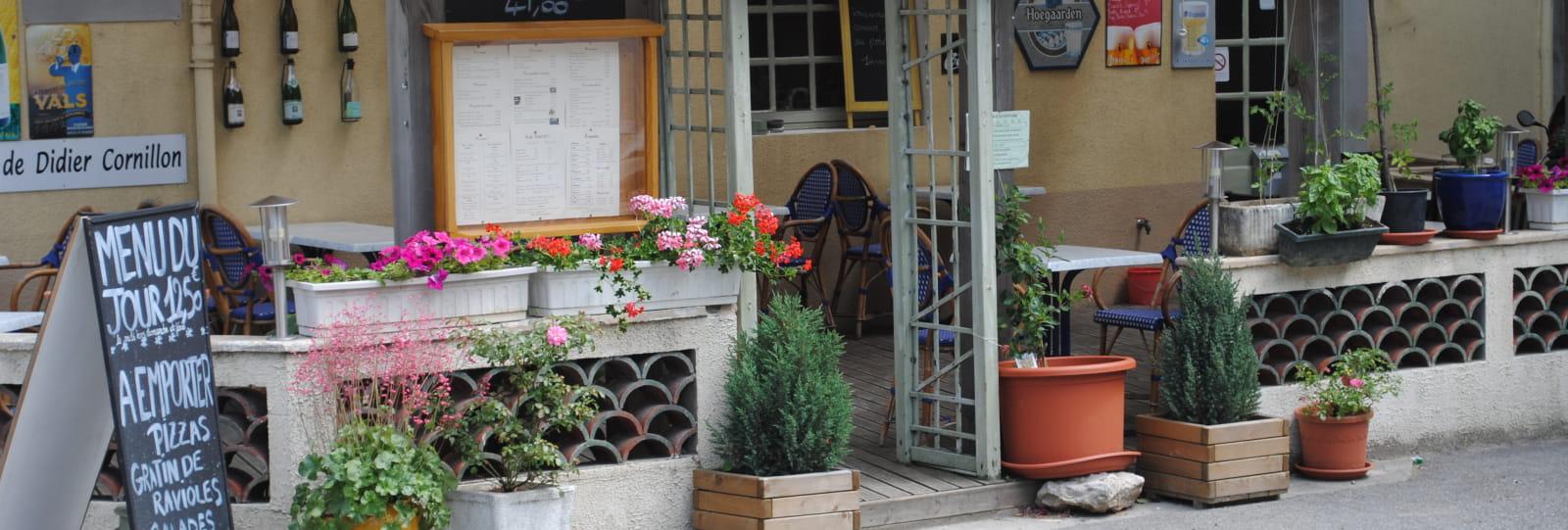 Restaurant Auberge de l'Eau Vive