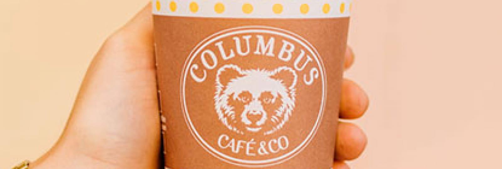 Marques Avenue - Columbus Café