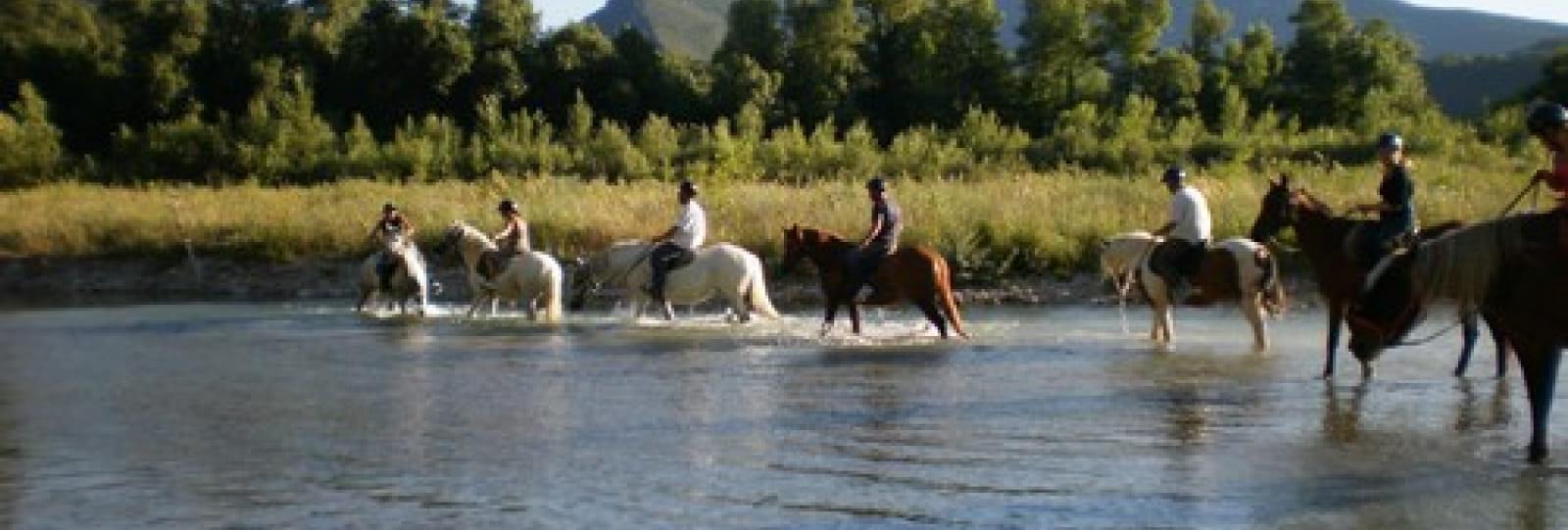 Equitation au Mas des Clos