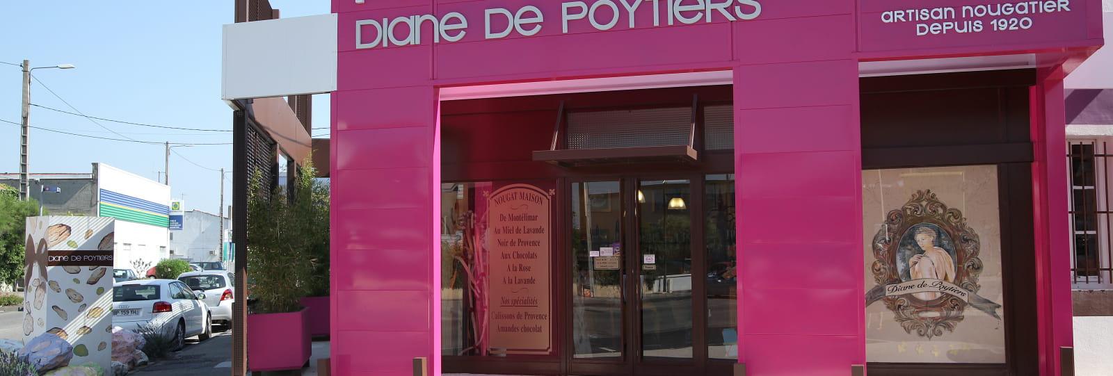 Nougat Diane de Poytiers