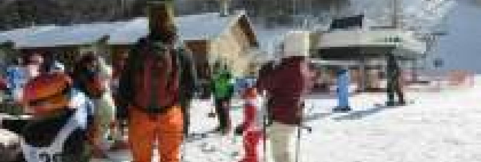 Garderie d'hiver du Col de Rousset