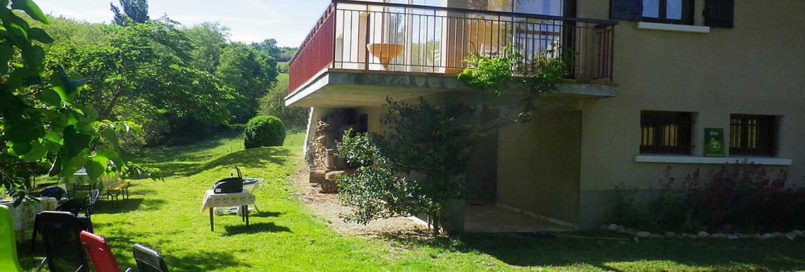 Gîte Saint Julien des Collines
