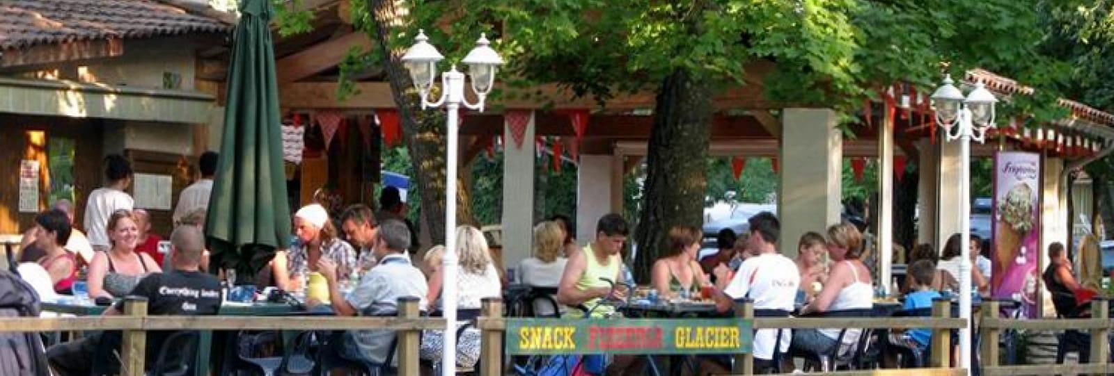 Resto-snack du Glandasse