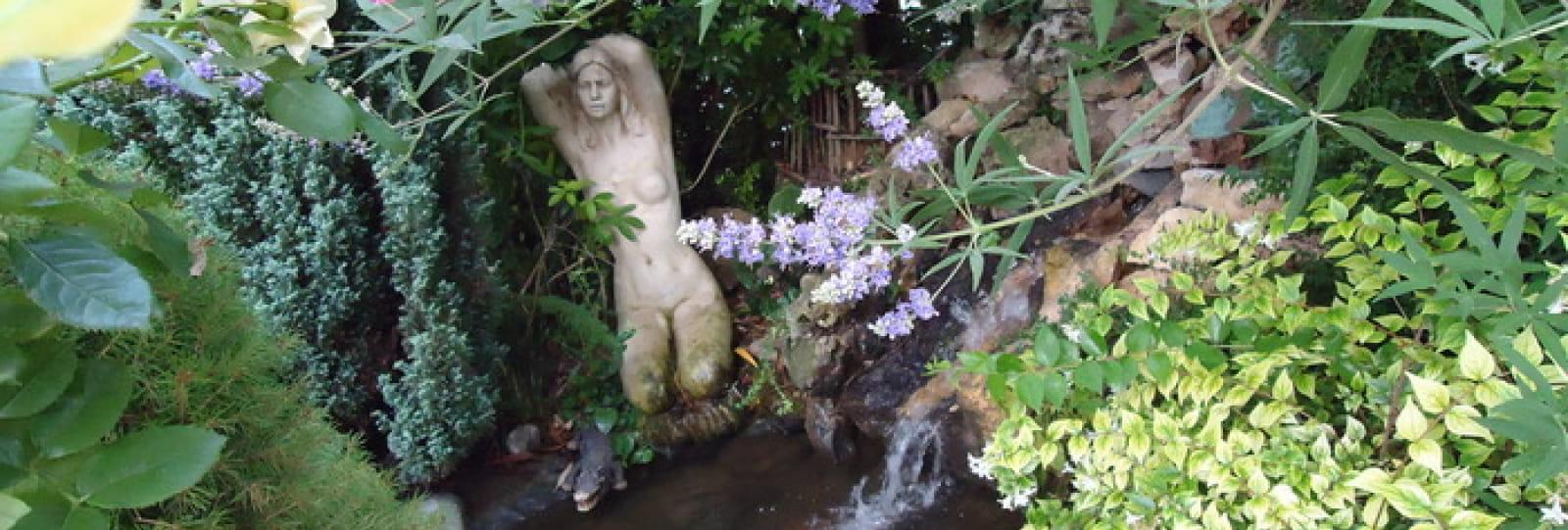 Jardin Le clos fleuri